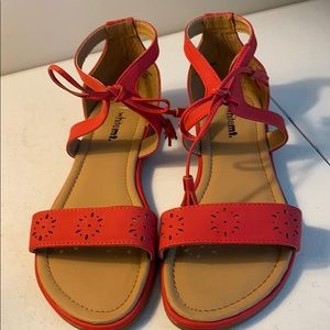 White mountain sandals NWOT